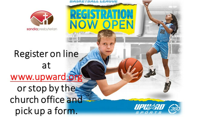 Upward at SPC Registration Now Open