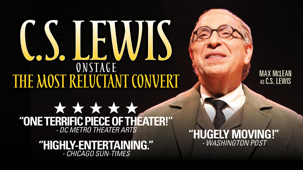 C. S. Lewis on Stage: The Most Reluctant Convert